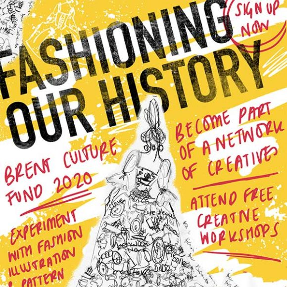 Fashioning Our History – sign up!