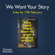 Thames & Hudson: Student Writing Competition